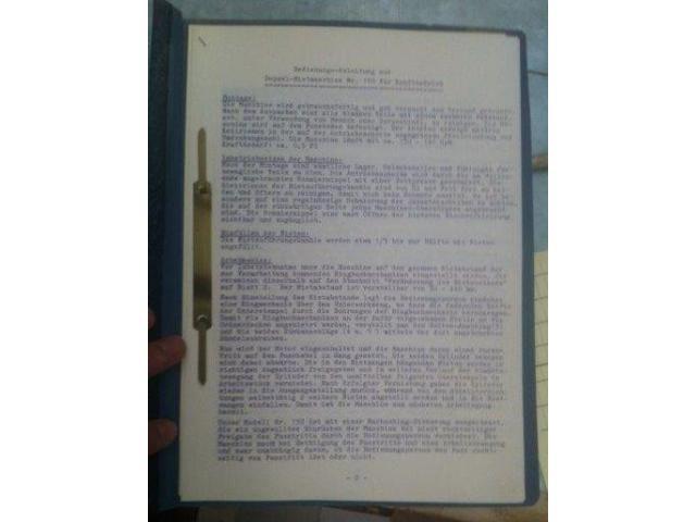 Constantin Hang 150 Doppel-Nietmaschine - 5