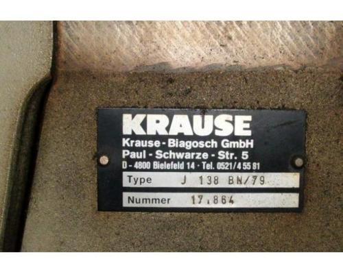Krause Biagosch J 138 BN Pappen-Kreisschere - Bild 2