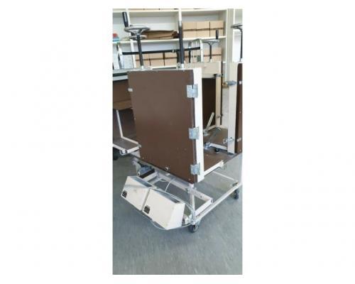 Müro 4 x 5000 A 3 WT Blockleimanlage - revidiert in neuwertigem Zustand - Bild 1