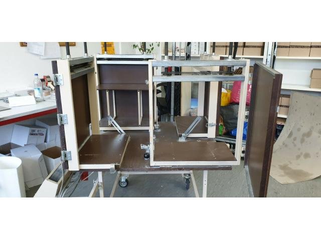 Müro 4 x 5000 A 3 WT Blockleimanlage - revidiert in neuwertigem Zustand - 4