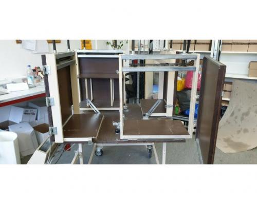 Müro 4 x 5000 A 3 WT Blockleimanlage - revidiert in neuwertigem Zustand - Bild 4