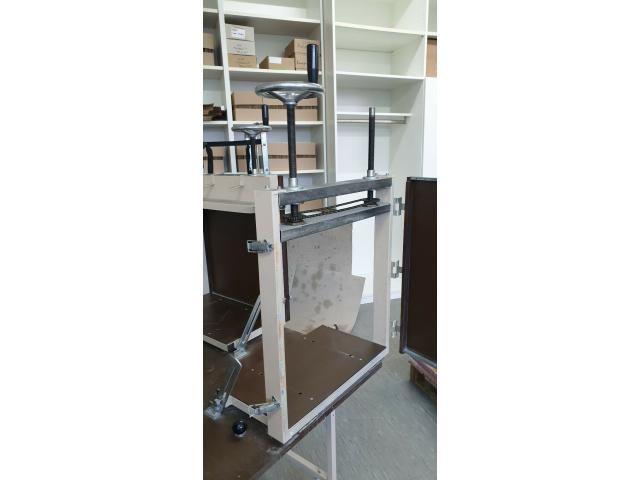 Müro 4 x 5000 A 3 WT Blockleimanlage - revidiert in neuwertigem Zustand - 10