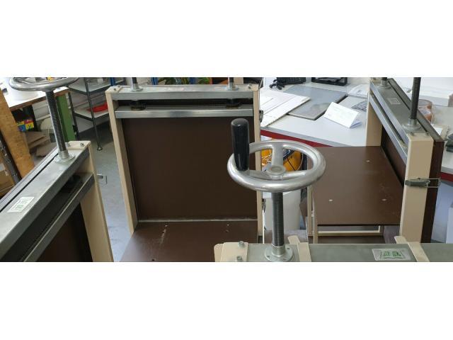 Müro 4 x 5000 A 3 WT Blockleimanlage - revidiert in neuwertigem Zustand - 11