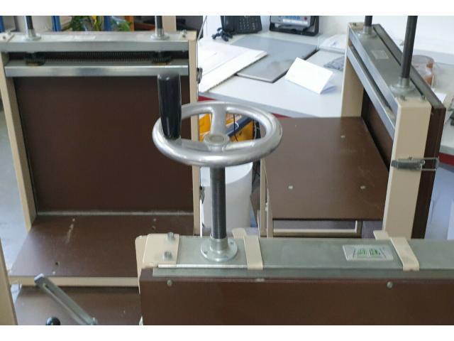 Müro 4 x 5000 A 3 WT Blockleimanlage - revidiert in neuwertigem Zustand - 12