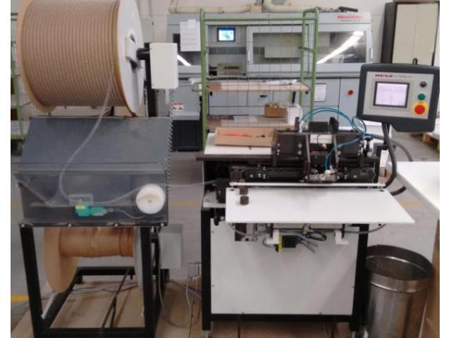 Renz Autobind 500 Kalenderbindemaschine - 1