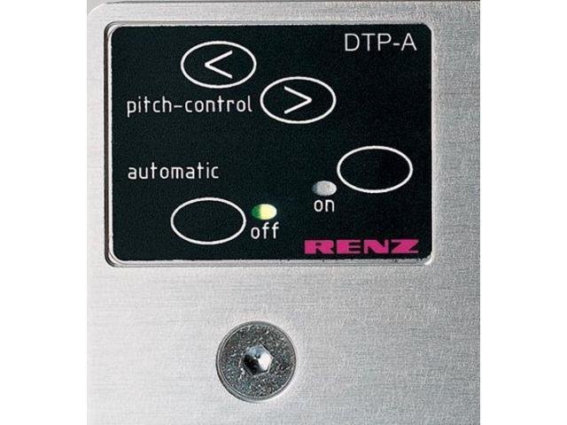 Renz DTP 340 A halbautom. Tischstanzmaschine - 4