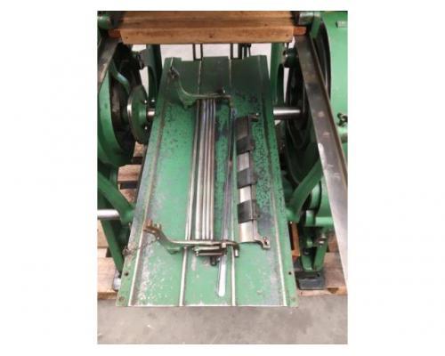 Brehmer 39 3/4-2 halbautomatische Buchblock-Fadenheftmaschine - Bild 5