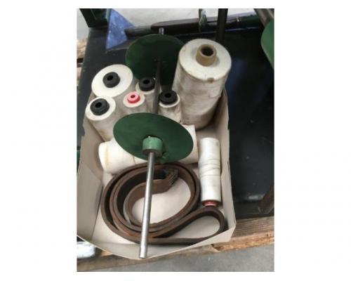 Brehmer 39 3/4-2 halbautomatische Buchblock-Fadenheftmaschine - Bild 6