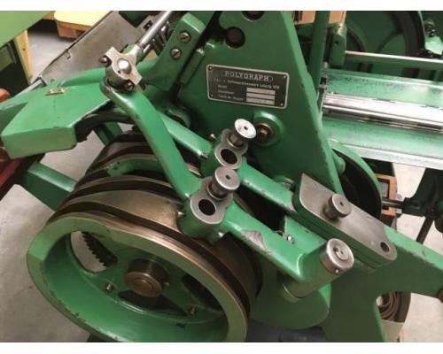 Brehmer 39 3/4-2 halbautomatische Buchblock-Fadenheftmaschine - Bild 14