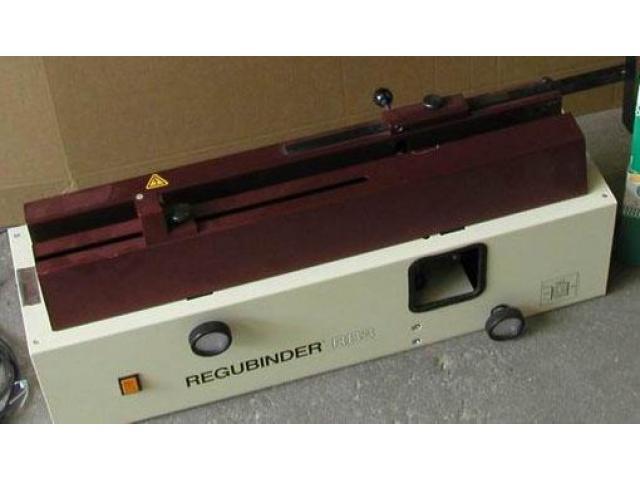 Regulus Regubinder RB-3 Fälzelgerät - 1