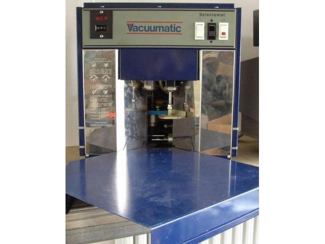 Vacuumatic Selectomat 80 Papierbogenzählmaschine - 1