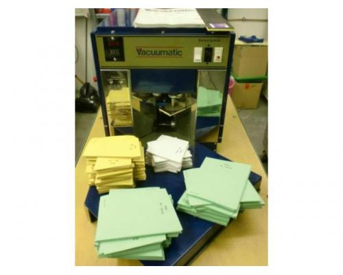 Vacuumatic Selectomat 80 Papierbogenzählmaschine - Bild 2