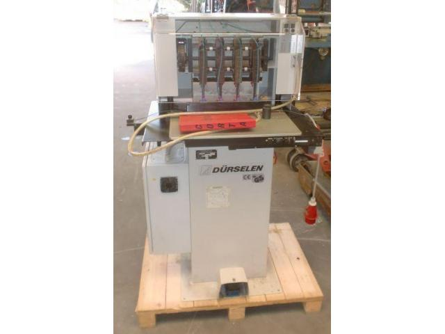 Dürselen Corta PB-04 Vierspindel-Papierbohrmaschine - 1