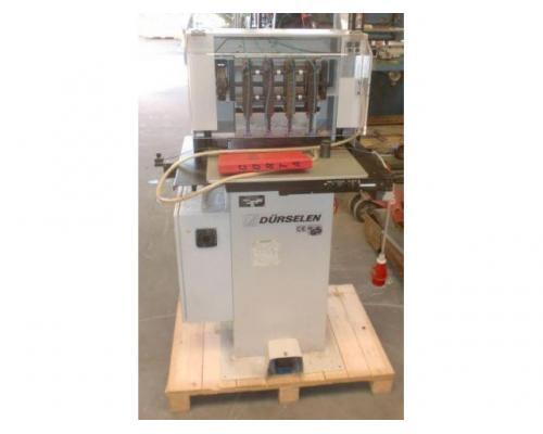 Dürselen Corta PB-04 Vierspindel-Papierbohrmaschine - Bild 1