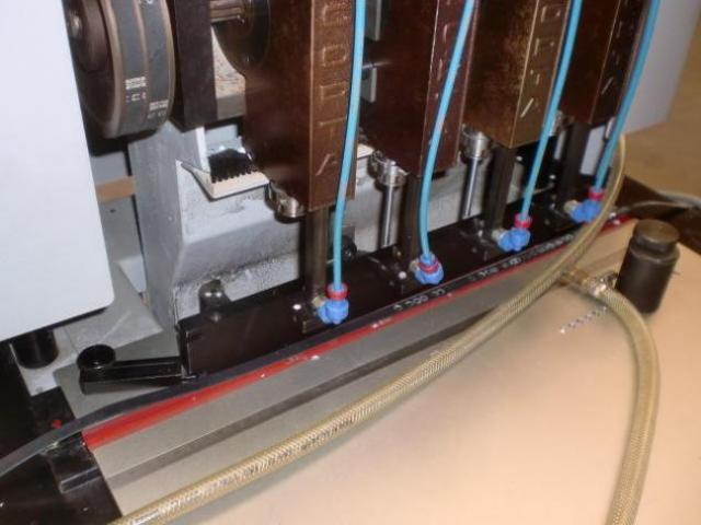 Dürselen Corta PB-04 Vierspindel-Papierbohrmaschine - 3