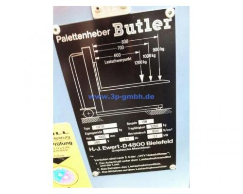 Evert Butler 1200 Palettenheber - Bild 3