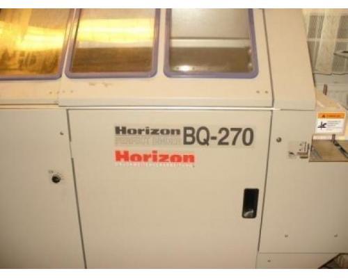 Horizon BQ 270 Einzangen Klebebinder - Bild 6