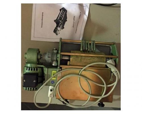 Sumbel Enano 150 Einwalzen-Anleimmaschine - Bild 1