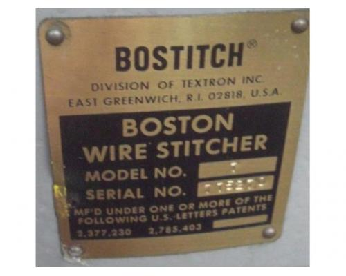 Bostitch Model 1 Drahtheftmaschine - Bild 2