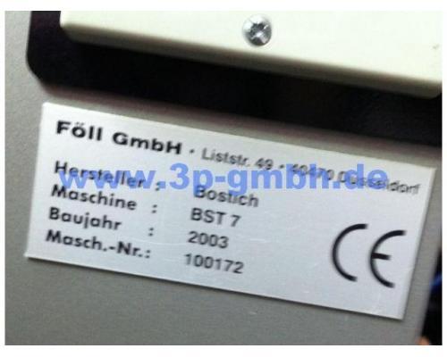 Bostitch BST 7 Drahtheftmaschine - Bild 3