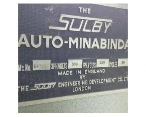 Sulby Auto Minabinda MK Klebebinder - Bild 2
