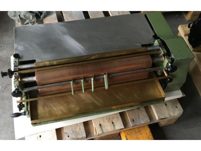 Sumbel Herold 500 Zweiwalzen-Anleimmaschine - 1
