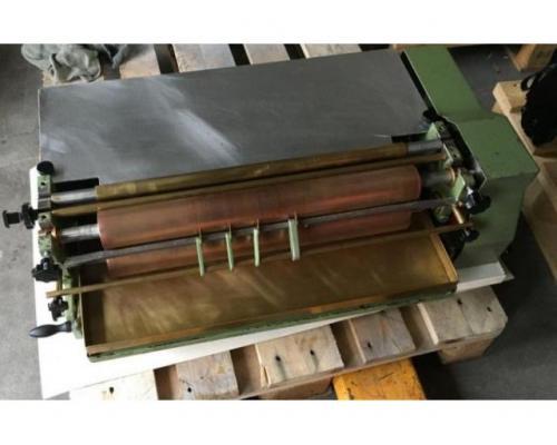 Sumbel Herold 500 Zweiwalzen-Anleimmaschine - Bild 1