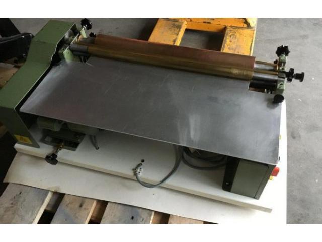 Sumbel Herold 500 Zweiwalzen-Anleimmaschine - 3