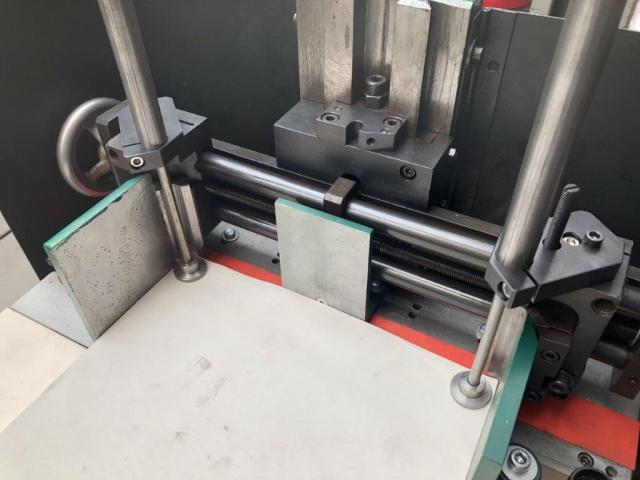 Karl Tränklein EK-D 100 Doppeleckenrundstossmaschine - 2