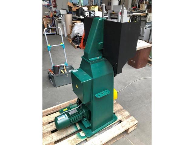 Karl Tränklein EK-D 100 Doppeleckenrundstossmaschine - 4