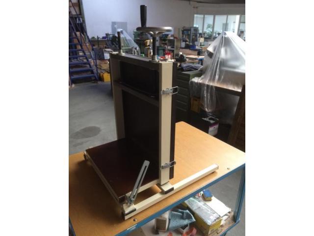 Müro 5000 A3 TM Tisch-Blockleimpresse - 1