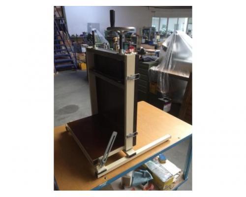 Müro 5000 A3 TM Tisch-Blockleimpresse - Bild 1