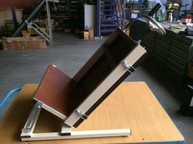 Müro 5000 A3 TM Tisch-Blockleimpresse - 2