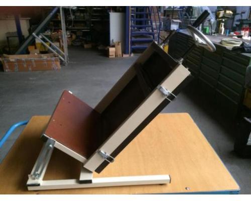 Müro 5000 A3 TM Tisch-Blockleimpresse - Bild 2