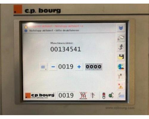 Bourg BB 3002 PUR Einzangen-Klebebinder - Bild 2