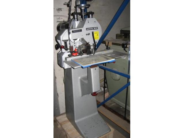 Hohner Economy 25/40 Drahtheftmaschine - 1