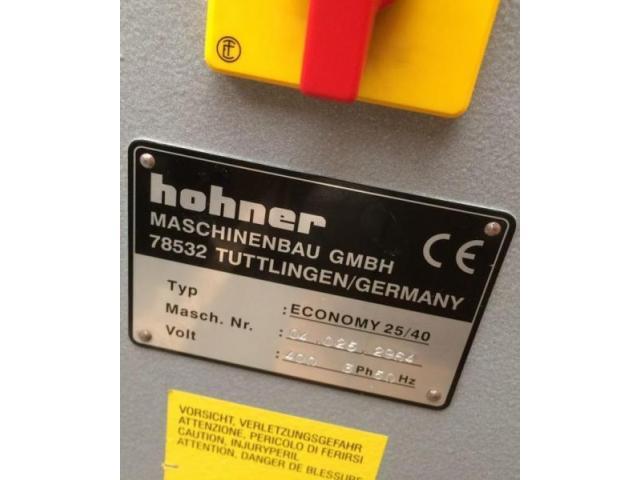 Hohner Economy 25/40 Drahtheftmaschine - 4