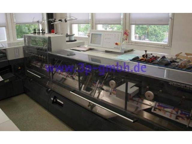 Heidelberg Stahl Stitchmaster ST 450 Sammelhefter - 1