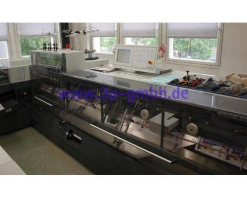Heidelberg Stahl Stitchmaster ST 450 Sammelhefter - Bild 1