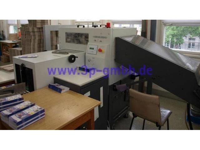 Heidelberg Stahl Stitchmaster ST 450 Sammelhefter - 4