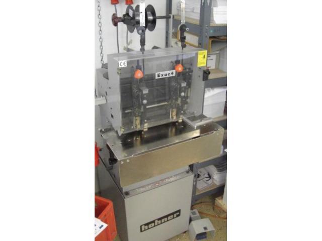 Hohner Exact Drahtheftmaschine - 1