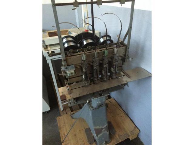 Bostitch M 17 Mehrkopf-Drahtheftmaschine - 1