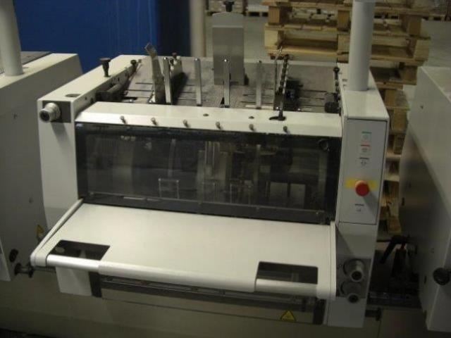 Heidelberg Stitchmaster ST-350 Sammelhefter - 4