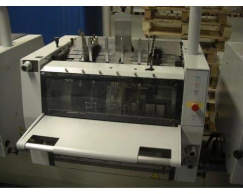 Heidelberg Stitchmaster ST-350 Sammelhefter - Bild 4