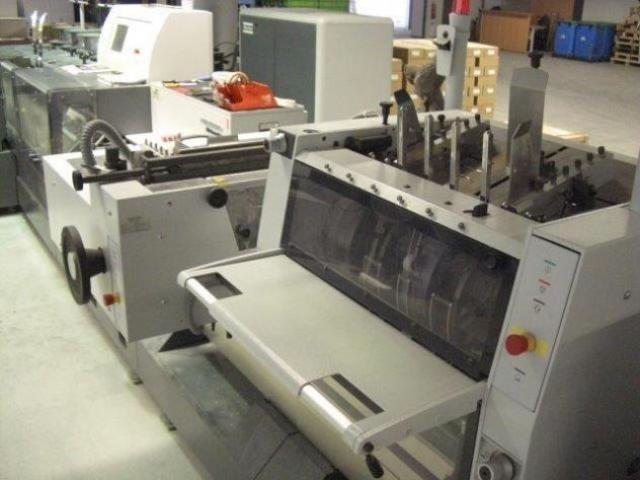 Heidelberg Stitchmaster ST-350 Sammelhefter - 6
