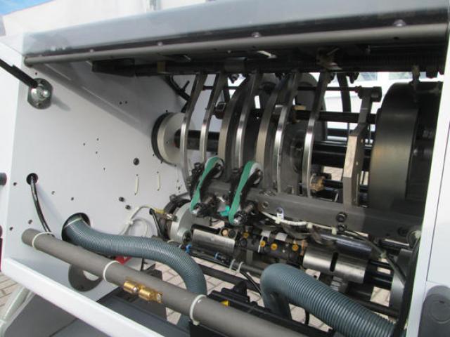 Heidelberg Trommelanleger für ST-450 - 4
