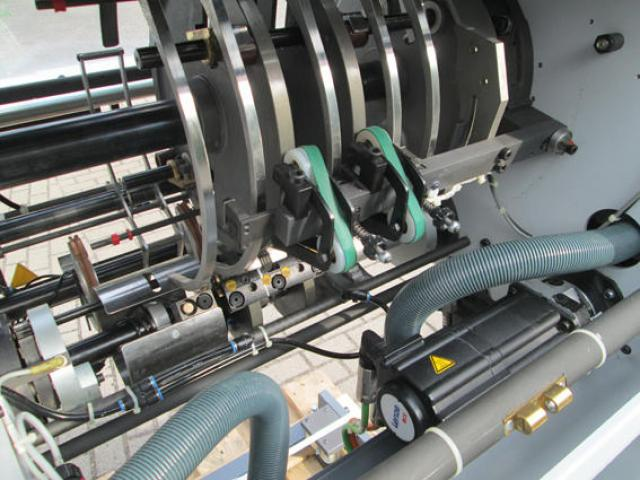 Heidelberg Trommelanleger für ST-450 - 5
