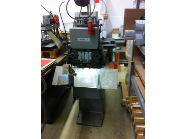 Hohner Accord 13 Drahtheftmaschine - 1