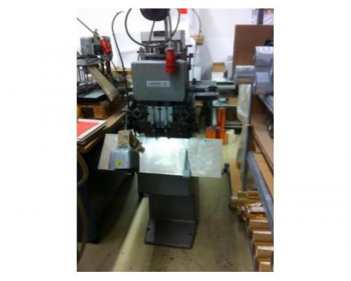 Hohner Accord 13 Drahtheftmaschine - Bild 1
