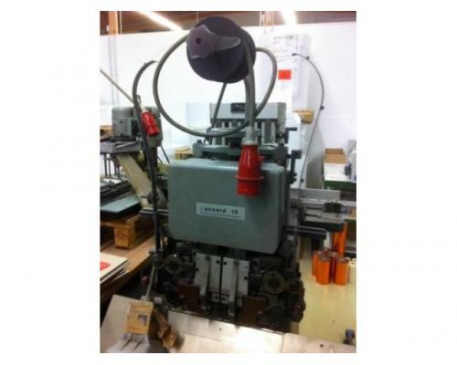 Hohner Accord 13 Drahtheftmaschine - Bild 2